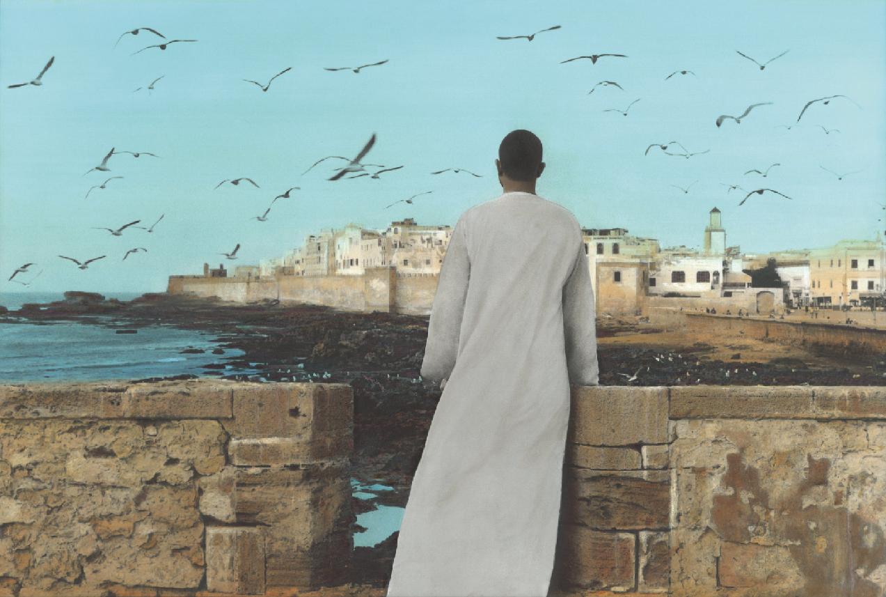L'Orient sensuel et rêveur de Youssef Nabil