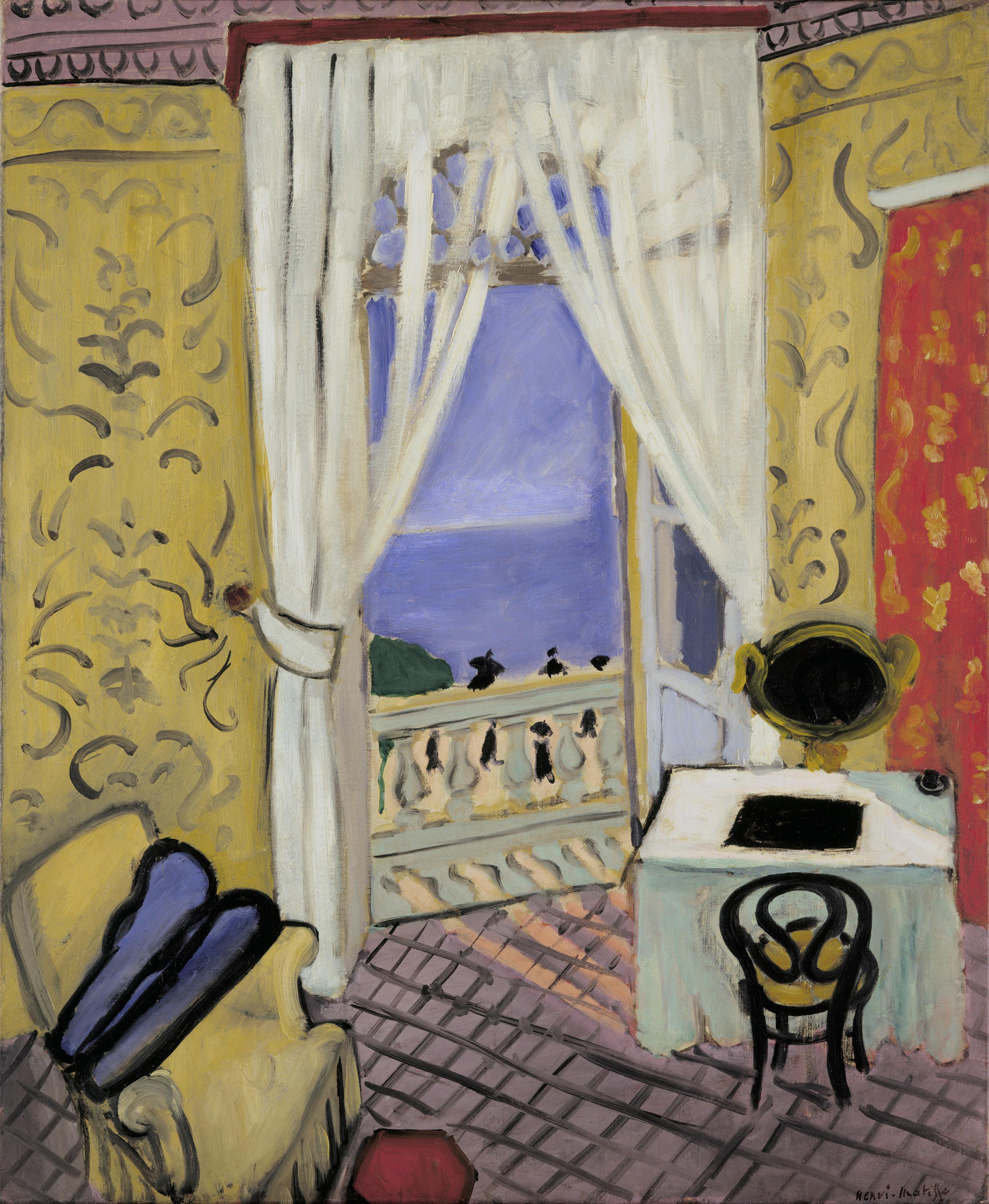 Tout Nice pour Matisse