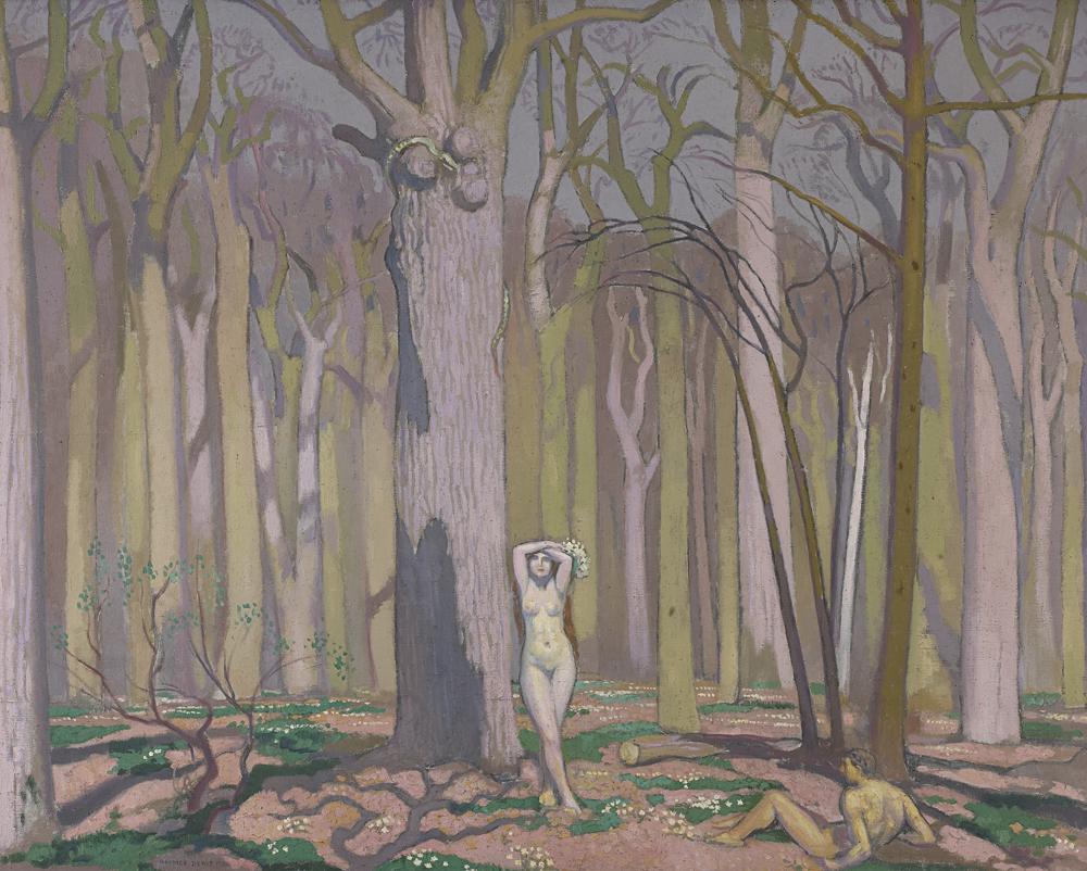 Maurice_Denis-Adam-et-Eve