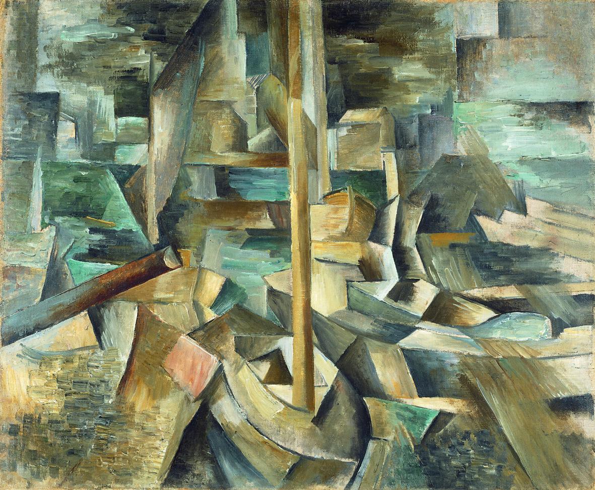 Braque dans l'ombre de Picasso