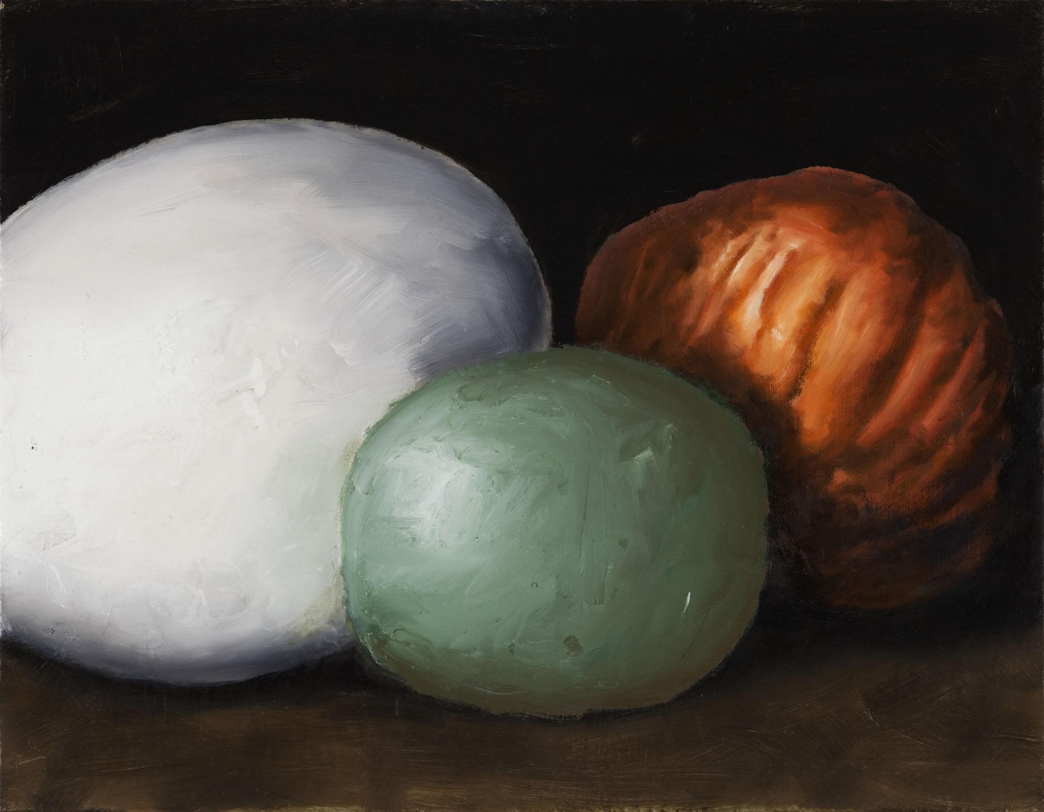 Cristof Yvoré ou la solitude en peinture