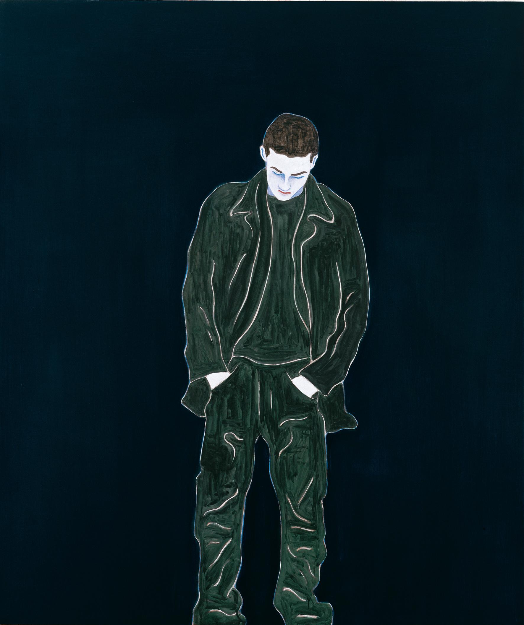 Les figures silencieuses de Djamel Tatah