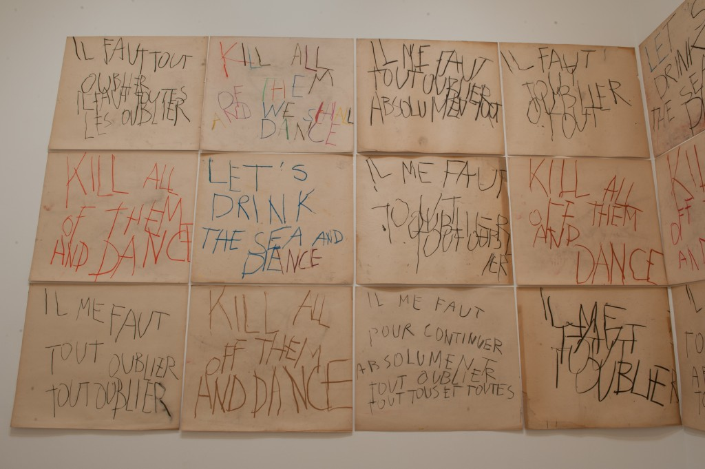 3.Philippe Vandenberg, Kill them all, 2005-2008