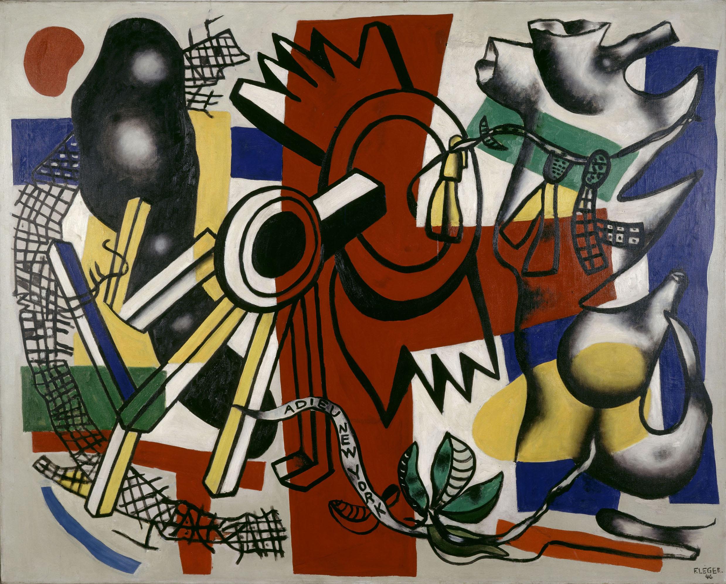 Fernand Léger et l'objet