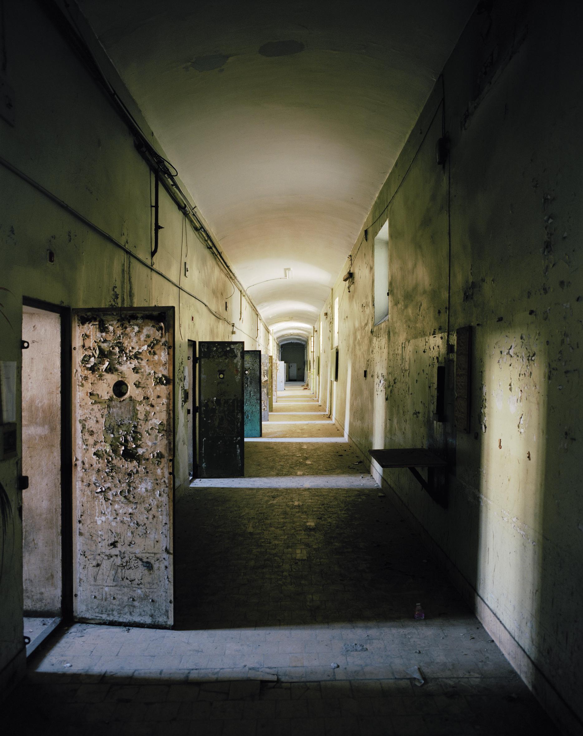Une prison est-elle un lieu d'exposition?