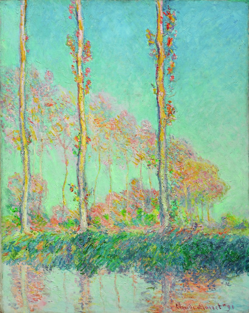 Monet, Peupliers