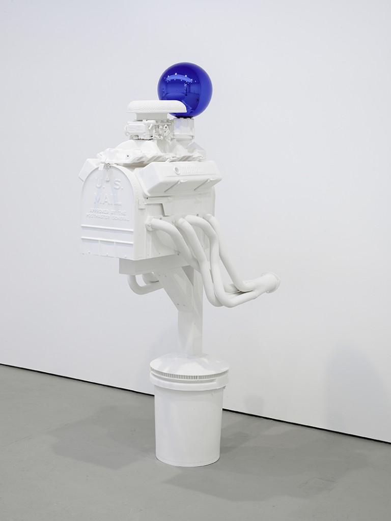 4. Gazing Ball (Mailbox) 2013 © Jeff Koons