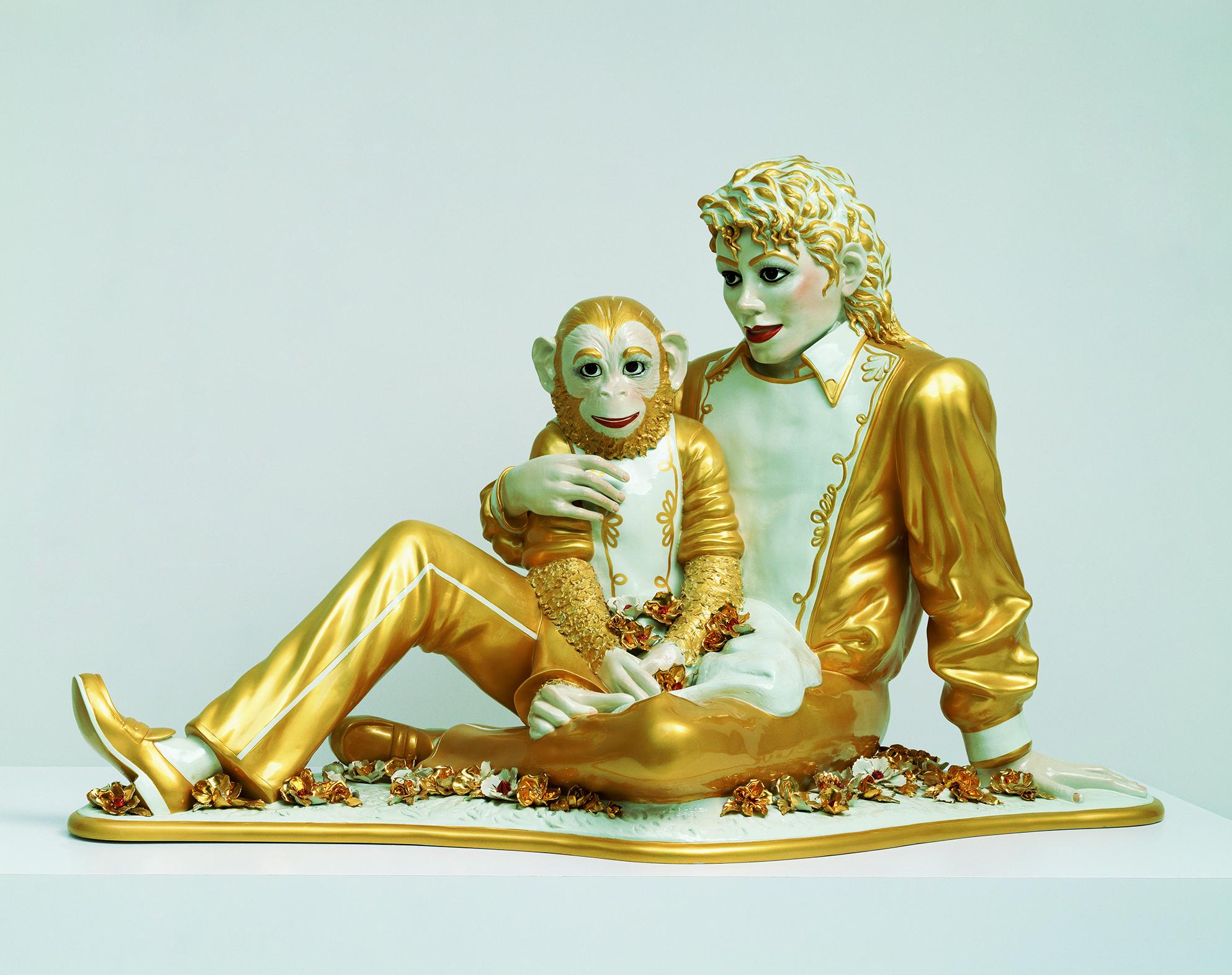 Jeff Koons, lisse et trouble