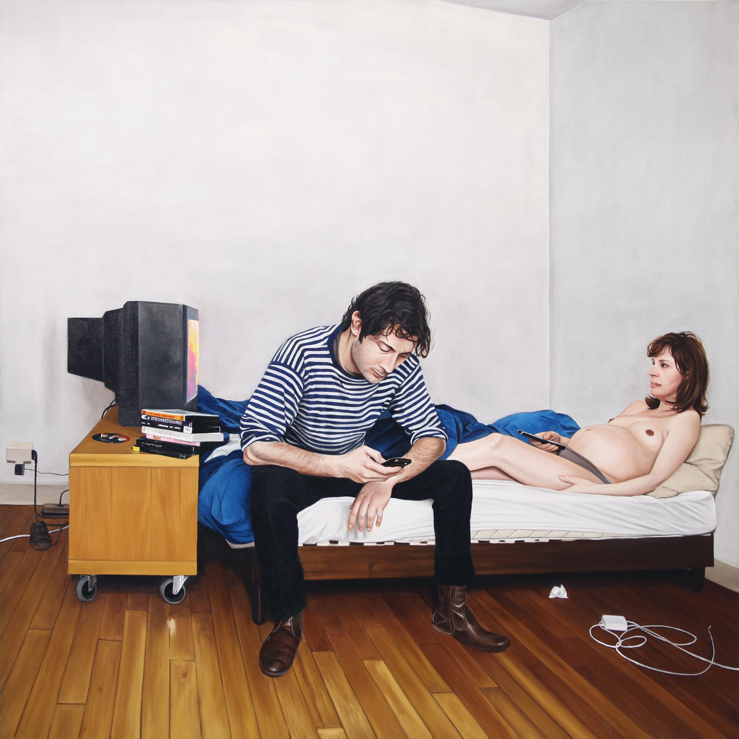 Thomas Lévy-Lasne, la peinture maintenant