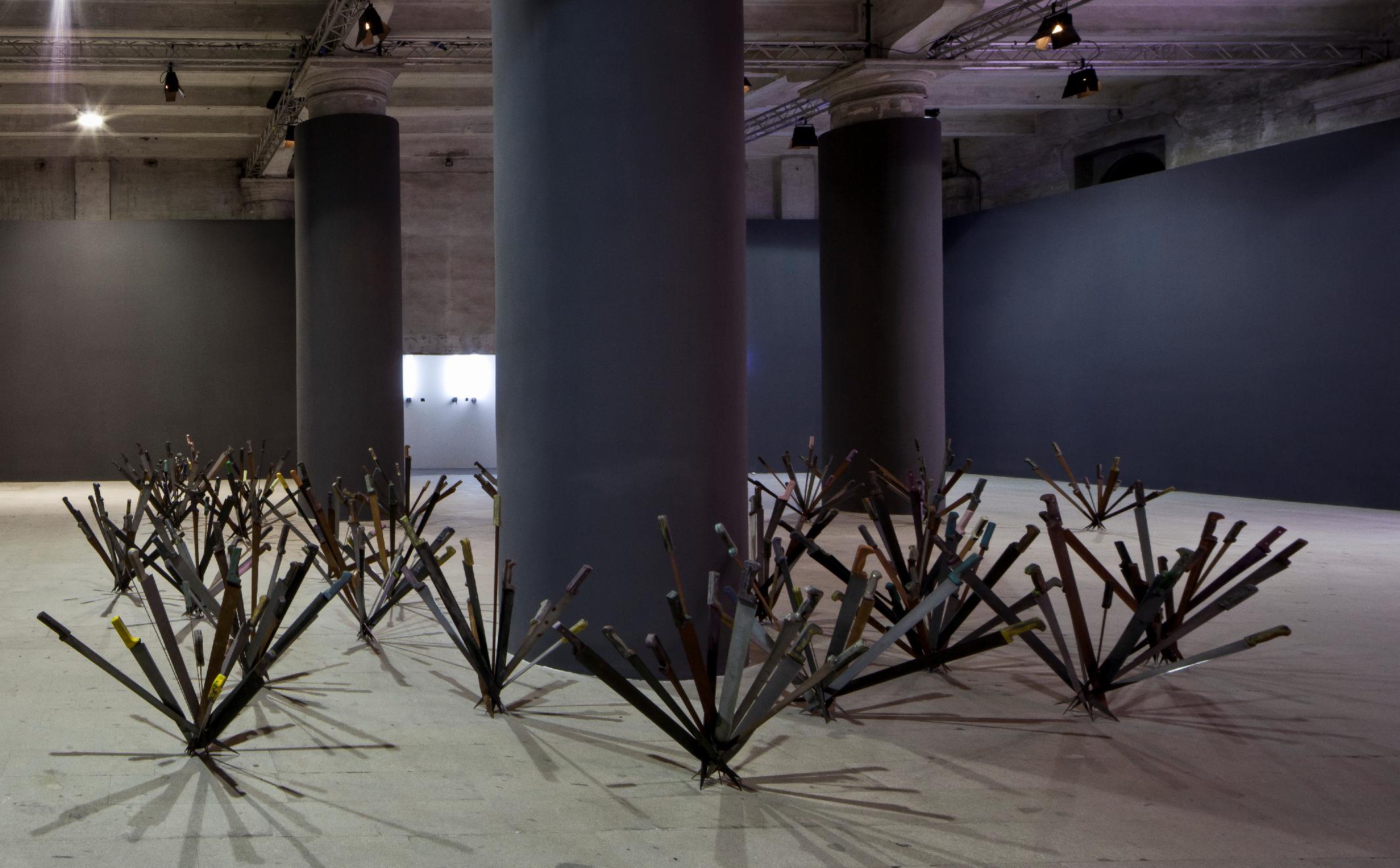 Venise 1: la Biennale politique d'O. Enwezor