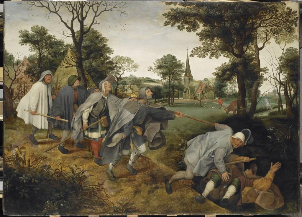 Brueghel_La Parabole des aveugles