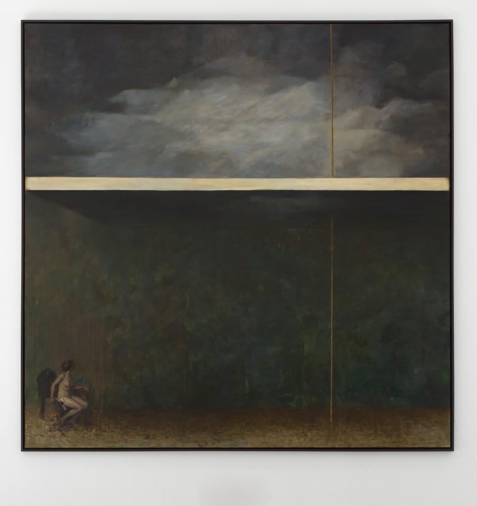 Painting, Markus Schinwald