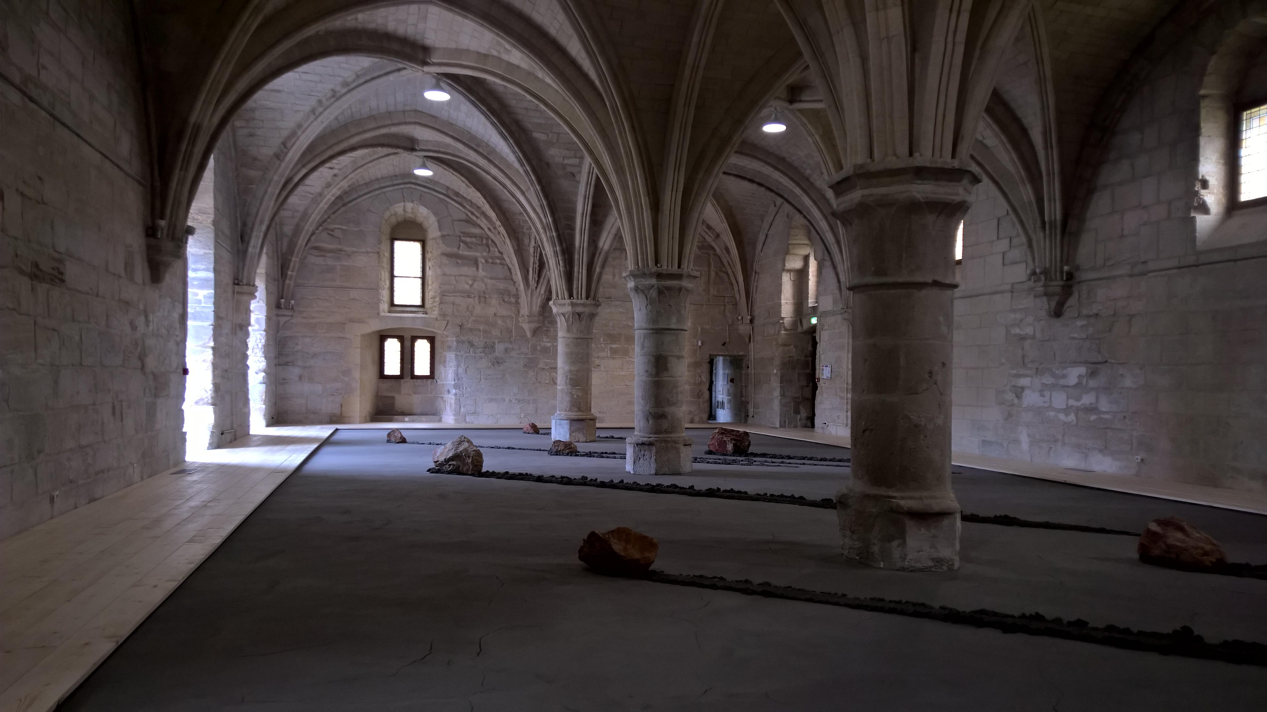 L'art dans les abbayes