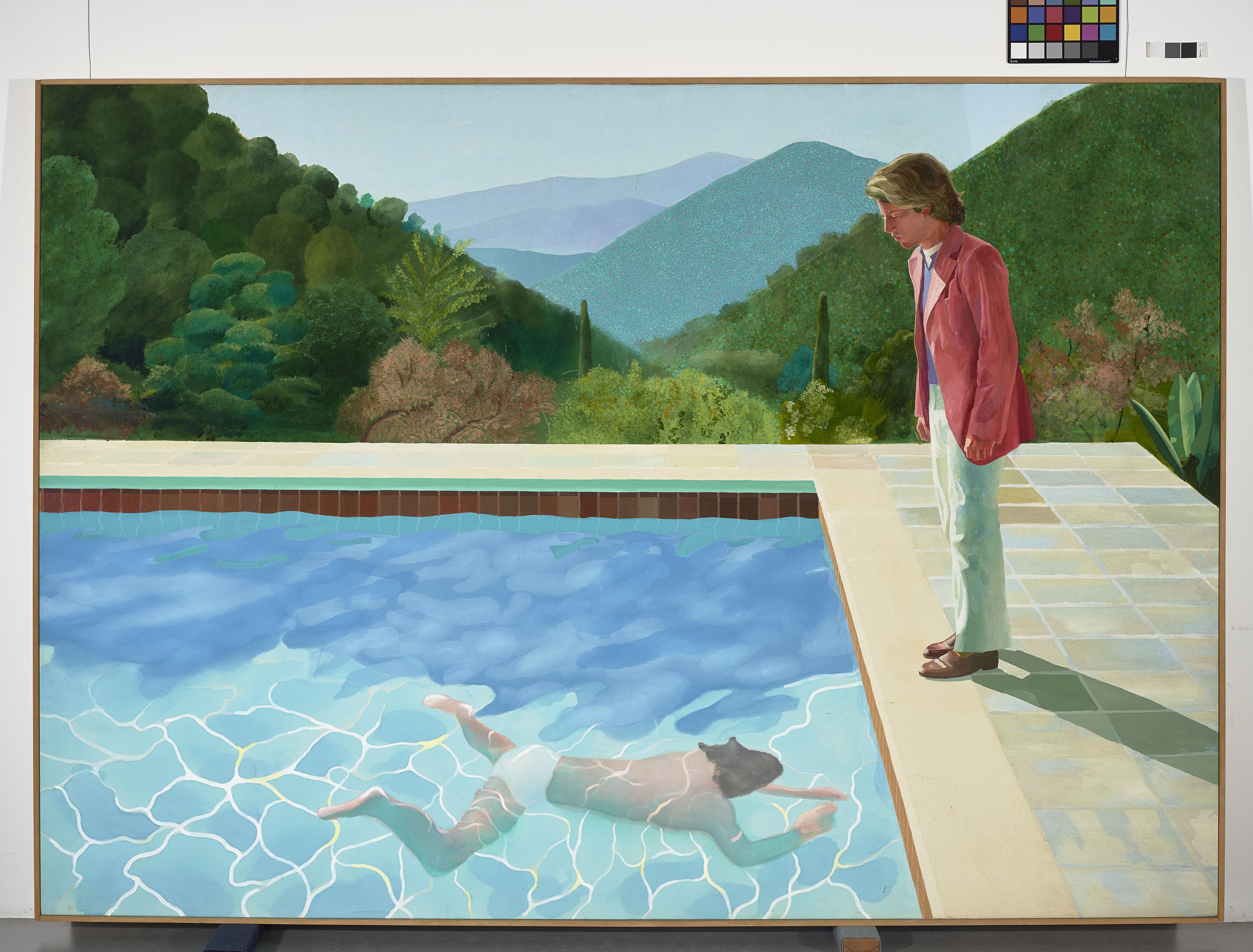 Hockney, mouvement perpétuel