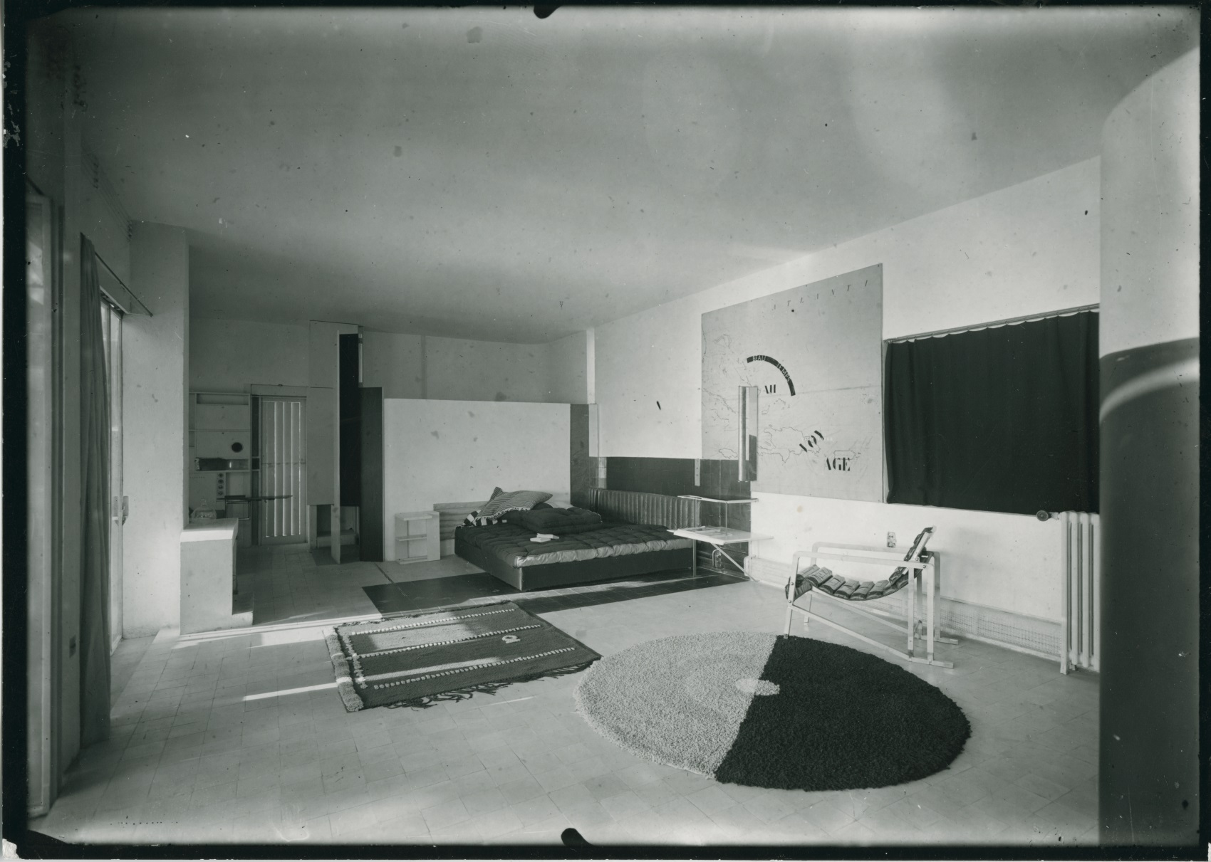 Eileen Gray ou l'élégance moderniste