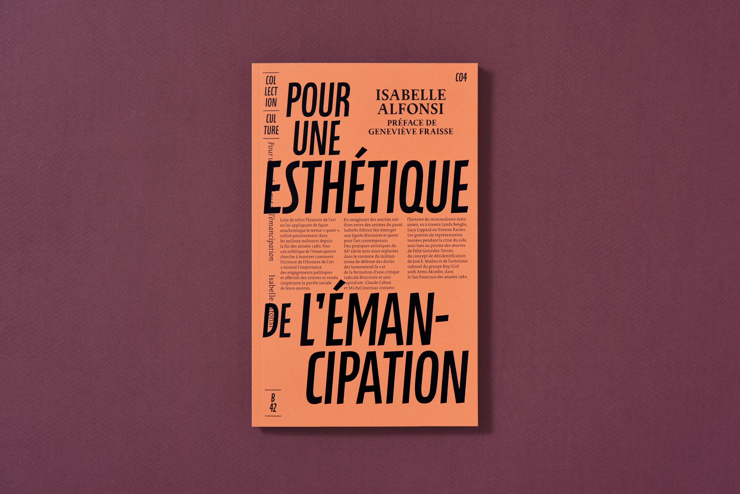 Isabelle Alfonsi: «l'émancipation passe par le queer!»»